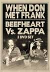 Captain Beefheart / Frank Zappa - Beefheart vs Zappa: When Don Met Frank 2 x DVDs 21-DVDIS046