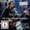 Bruce, Jack - Rockpalast: The 50th Birthday Concerts 2 x DVDs + CD 21-MIG 90612
