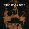 Frohmader, Peter - Nekropolis 81 Volume I-IV : 2 x vinyl lps (due to size and weight, this price for the USA only. Outside of the USA, the price will be adjusted as needed) 05-VOD 118 LP