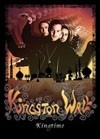 Kingston Wall - Kingtime 2 x DVDs Svart 363DVD