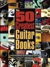 Persinger, Shawn - The 50 Greatest Guitar Books 166 page book (due to size and weight, this price for the USA only. Outside of the USA, the price will be adjusted as needed) Quixotic 10001