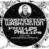 Phillips, Washington - Washington Phillips and His Manzarene Dreams CD in large, hardbound book (due to size and weight, this price for the USA only. Outside of the USA, the price will be adjusted as needed) (special) 05-DTD 049CD