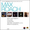 Roach, Max - The Complete Remastered Recordings on Black Saint & Soul Note 6 x CD box 35-BLS1038