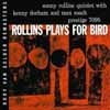 Rollins, Sonny - Rollins Plays for Bird (expanded/remastered) (special) 11-Prestige 30647