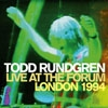 Rundgren, Todd - Live At The Forum London 1994 : 2 x CDs 21-ECLEC 22531
