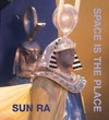 Sun Ra - Space Is The Place CD + DVD + 125 page hardcover book (due to size and weight, this price for the USA only. Outside of the USA, the price will be adjusted as needed) 05-HR 110CD