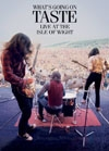 Taste - What's Going On: Live at the Isle of Wight DVD 28-Eagle 307189