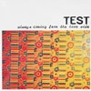 Test - Always Coming from the Love Side (mini-lp sleeve) 2 x CDs 05-MTE 059-60CD