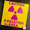 Area - Caution Radiation Area 09/CRSCD 002
