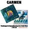 Carmen - Fandangos In Space/Dancing on a Cold Wind 2 x CDs 15/ANGEL AIR 229