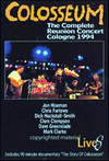 Colosseum - The Complete Reunion Concert: Cologne, Germany, 1994 DVD 21/ANGEL AIR 605