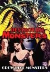 Destroy All Monsters - Grow Live Monsters DVD 21/MVD 4568
