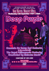 Deep Purple/Jon Lord - Concerto for Group and Orchestra DVD 21/Eagle 30030