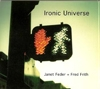 Feder, Janet / Fred Frith - Ironic Universe CD + DVD (Mega Blowout Sale) AdHoc 19-20