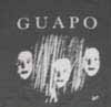 Guapo - Black Oni t-shirt - Due to size and weight, these are only for sale in the USA GUAPOTLARGE