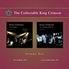 King Crimson - The Collectable King Crimson, Volume One: Live in Mainz, 1974/Live in Asbury Park, 1974 : 2 x CDs 17/DGM 5001