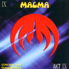 Magma - Concert 1976 - Opera De Reims 3 x CDs Seventh AKT IX