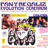 Pan Y Regaliz/Cerebrum/Evolution - Todas Sus Grabaciones Para Discos Dimension (1969 - 1972) 2 x CDs  15/RAMA LAMA 50842