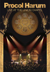 Procol Harum - Live at the Union Chapel DVD + CD 21/EAGLE30143
