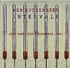 Rothenberg, Ned - Intervals: Solo Work for Woodwinds, 2001  2 x CDs XI ANIMUL 101-102