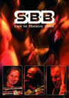 SBB - Live In Theatre DVD + CD  METAL MIND 060