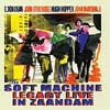 Soft Machine Legacy - Live In Zandaam MJR 006