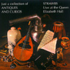 Strawbs - Just A Collection of Antiques and Curios : Live At Queen Elizabeth Hall  15/AANDM 540 938