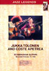 Tolonen, Jukka and Coste Apetrea - Scandanavian Guitars DVD 15/STORYVILLE 60373